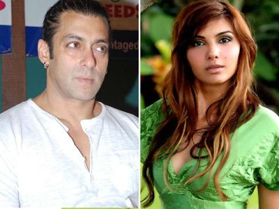 Somy Ali comes to rescue Salman Khan!