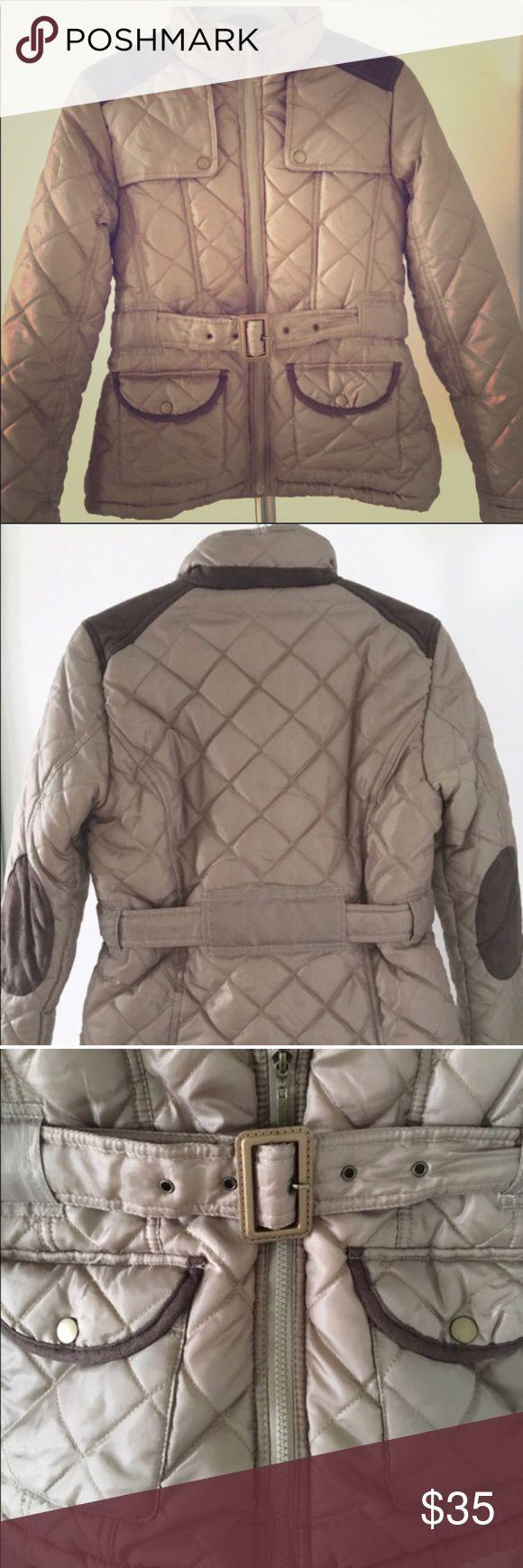 Nedium Jacket by Yokd with elbow patches Jacket yok Jackets & Coats