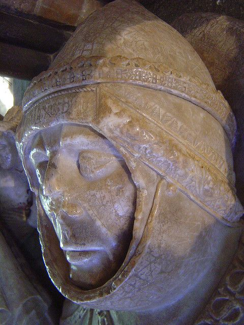 1403-1444 - John Beaufort, Duke of Somerset - Wimborne Minster, Dorset. Eldest son of John of Gaunt, by Catherine Swynford. Margaret Beaufort's grandfather.