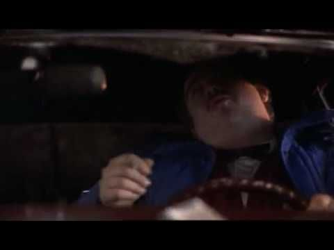 John Candy shows his love for Mess Around (Ray Charles) in Planes, Trains & Automobiles (1987).