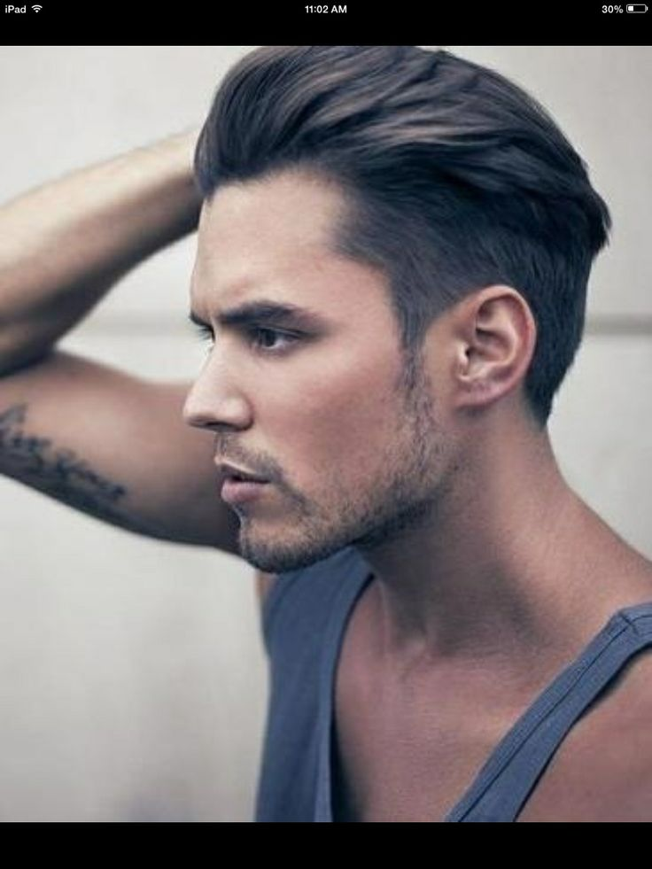 Summer Hairstyles For Mens : 77 best mens hairstyles images on pinterest