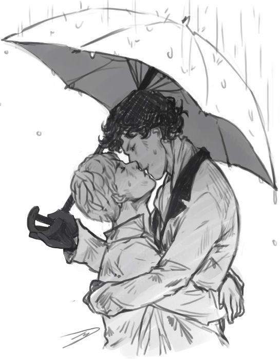 Guyyys, I am really sorry about all the Johnlock all over the feed... But not sorry enough to stop pinning it. VIVA LA JOHNLOCK!