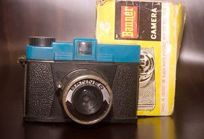 Banner - Diana clone camera