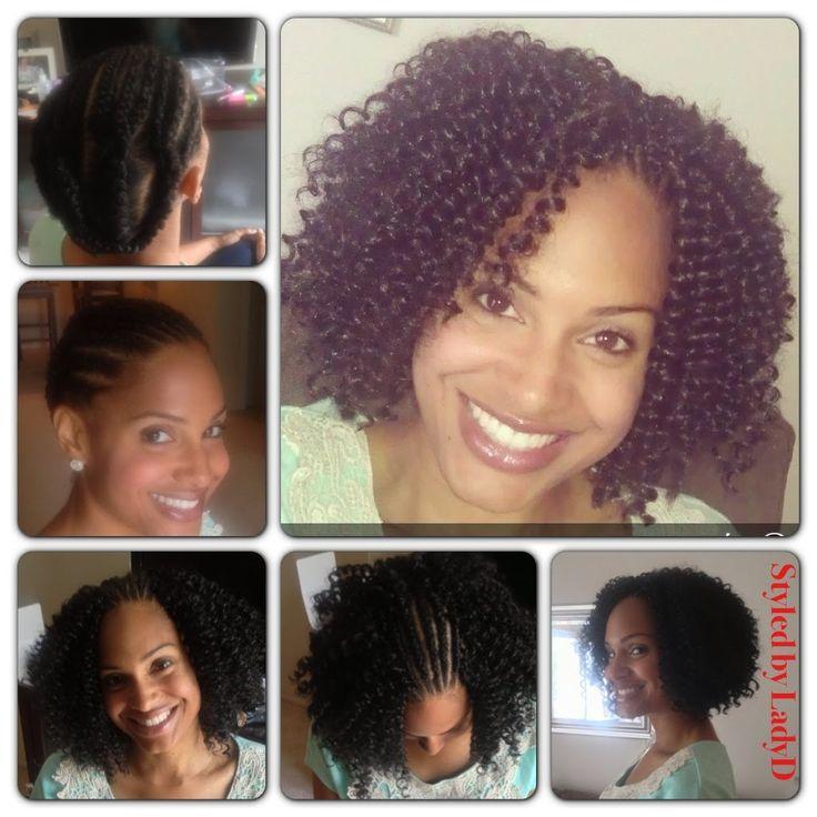 Crochet Braids Protective Hairstyle  - Freetress Waterwave