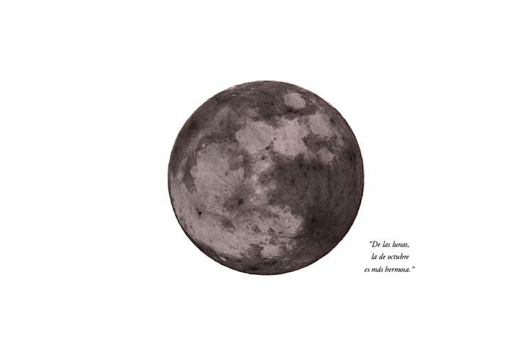 Luna de Octubre — Devenir