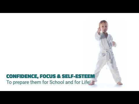 Kelowna's Best Children's Martial Arts Program