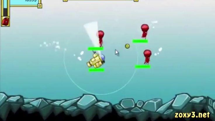 DEEP SEA HUNTER - PLAY ACCTION GAME!