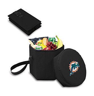 NFL® Miami Dolphins Black Bongo Cooler