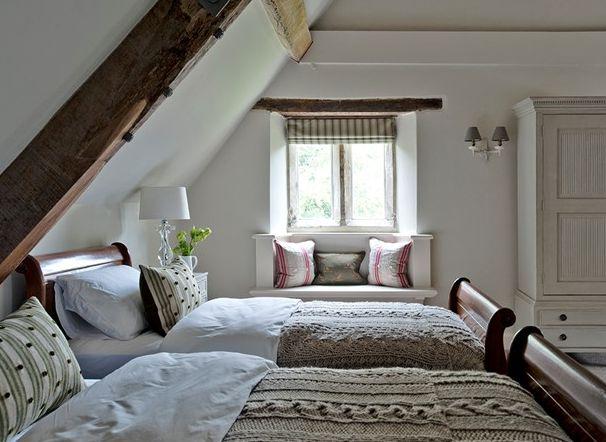 Rattlebridge Farm House Tour Dorset Manor Farmhouse Bedroom By South West Interior Designers Decorators Sims Hilditch