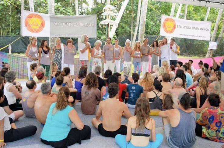 BaliSpirit Festival Blog - What is breathwork?
