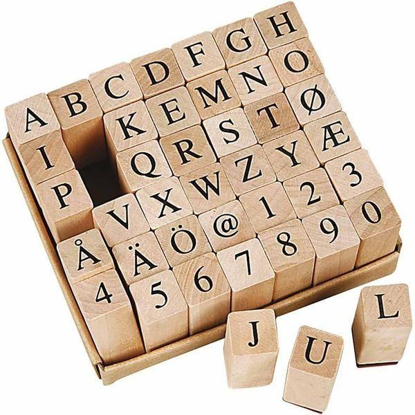 ✿ Stempels Cijfers en Letters ✿