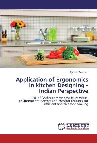 Application Of Ergonomics In Kitchen Designing