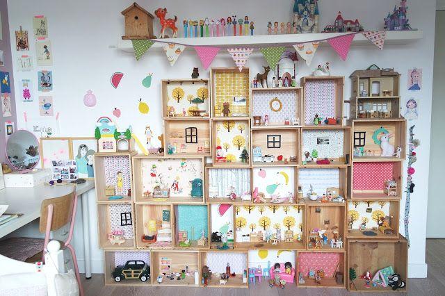 Dans un petit village : Les maisons ! ou le DIY (archi) simplifié !