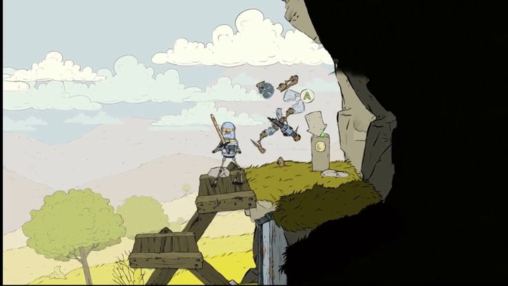 A new enemy in Feudal Alloy.  #indiedev #indiegame #indiegamedev #gaming #games #gamedev #art #drawing #draw #madewithunity #steam #videogames #xboxone #ps4games  #ps4 #animation #screenshotsaturday