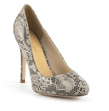 animal print heels!