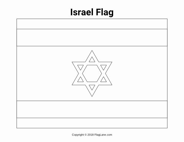 Israel Flag Coloring Page Best Of Pin By Muse Printables On Flags Flag And Coloring In 2020 Israel Flag Flag Coloring Pages Israeli Flag