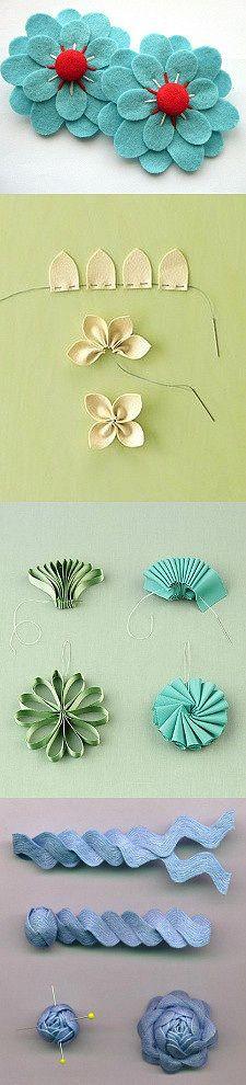 DIY Handbag Embellishments Adding Texture