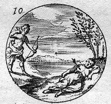 Apollon,cocu tuera Coronis et son amant,et récupère (césarienne) asclépios.