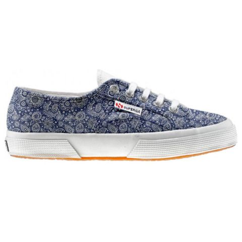 Shoe Superga cutomized Arabesque