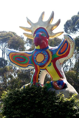 Sun God 01 - Niki de St. Phalle