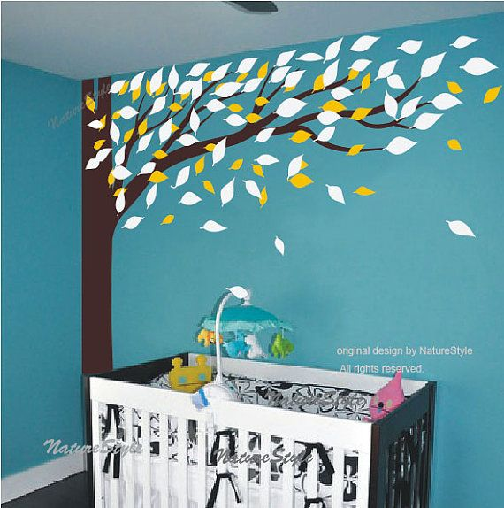 Children Wall Decal Nursery Wall Decal Kids Decal By NatureStyle, $72.00