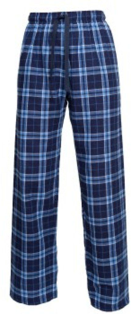 Boxercraft Girls Flannel Plaid Navy/Columbia Flannel Pajama Pants ...