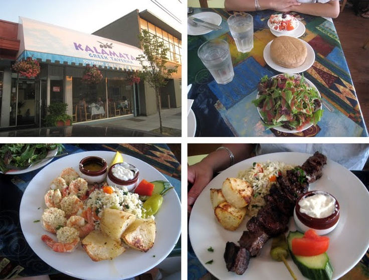 Kalamata Greek Taverna - 1481 West Broadway - Simply put, this is the best Greek Restaurant in Vancouver.