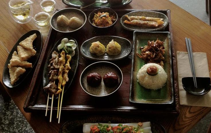 Fu Manchu 11am - 3pm yum cha serving for two - perfect!
