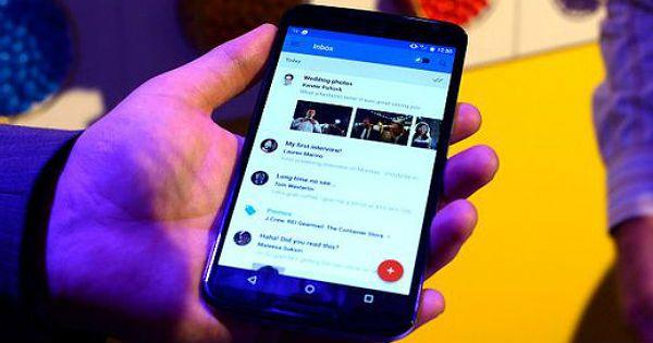 ¿Cómo funciona Inbox, el nuevo correo de Google para móviles?