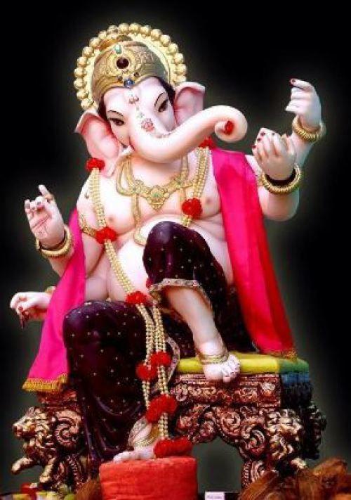 Ganesh Chaturthi Whatsapp DP Ganpati Bappa Moreya Hd Images Lord Ganesha Profile Pic