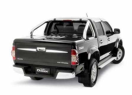 2016 Isuzu D-Max Price and Review