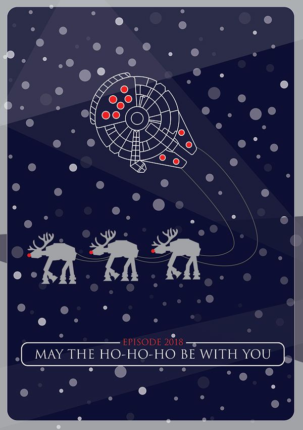 Star Wars Christmas Card Star Wars Awesome Star Wars Artwork Star Wars Humor