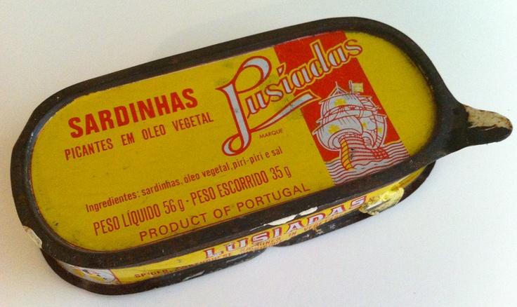 Sardines Lusíadas