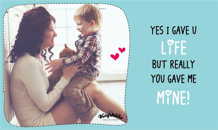 Being a parent is a profound feeling!!! #HappyParenting #Kapkids