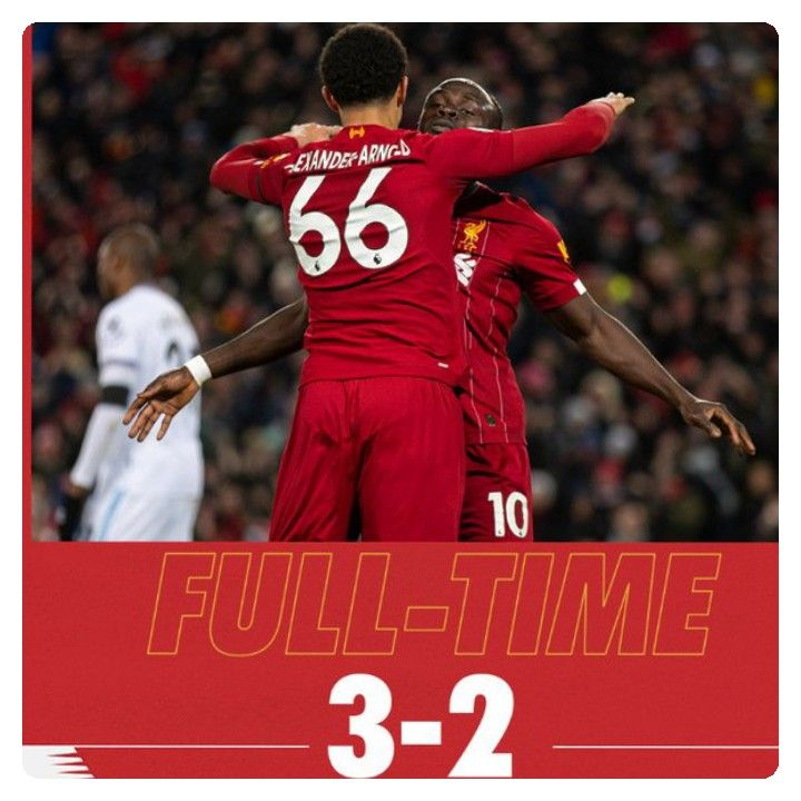 Liverpool Vs West Ham 3 2 Highlights Download Video In 2020 Liverpool English Premier League West Ham