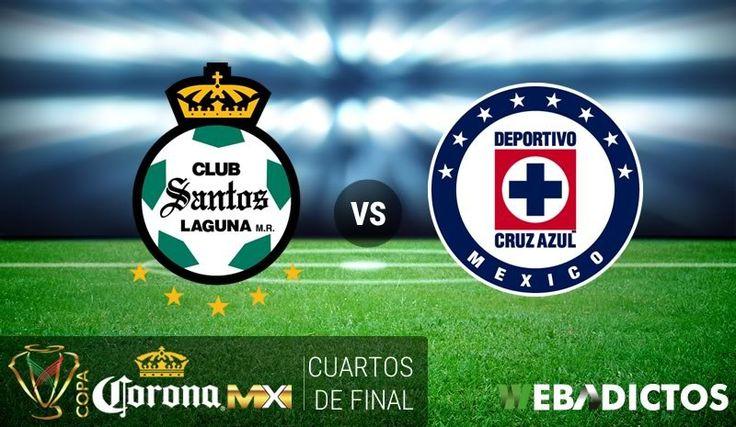 Santos vs Cruz Azul, Cuartos Copa MX C2017 ¡En vivo por internet! - https://webadictos.com/2017/03/14/santos-vs-cruz-azul-copa-mx-c2017/?utm_source=PN&utm_medium=Pinterest&utm_campaign=PN%2Bposts