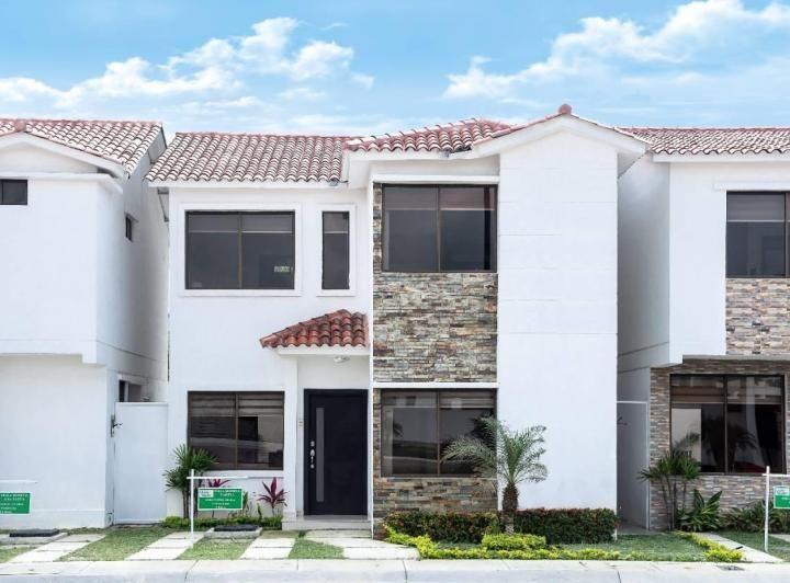 Casas De Campo Modernas Casa Moderna Dos Pisos Planos Construye Hogar Dise C3 B1o