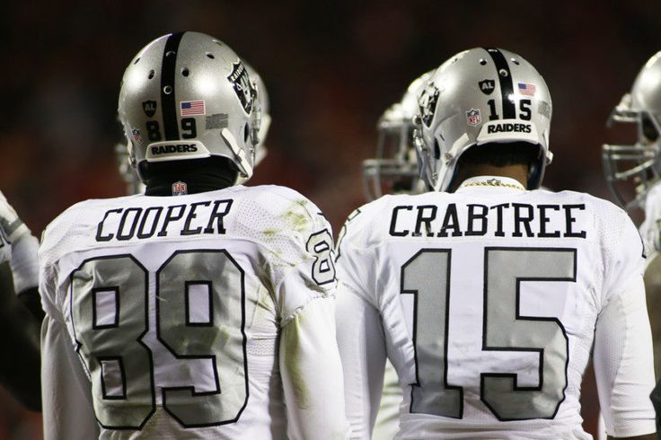 Ranking Derek Carr's Raiders weapons = One of the biggest things we've learned in the first two weeks of the NFL season: The Oakland Raiders' offense is insanely deep. It's stupid how.....