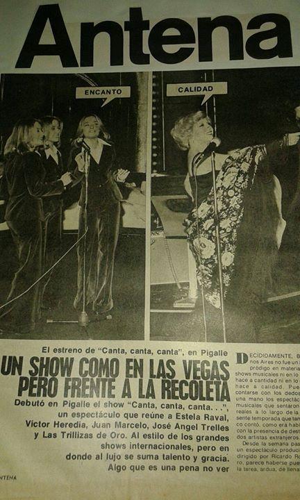 Photos from LAS TRILLIZAS DE ORO's post