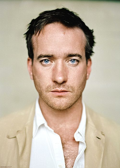 Matthew Macfadyen...Mr. Darcy...oh my! Those eyes...serious look...his voice~amazing!