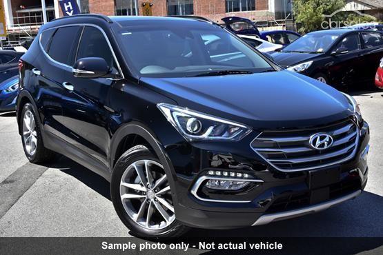 2017 Hyundai Santa Fe Highlander Auto 4x4 MY17-$62,216