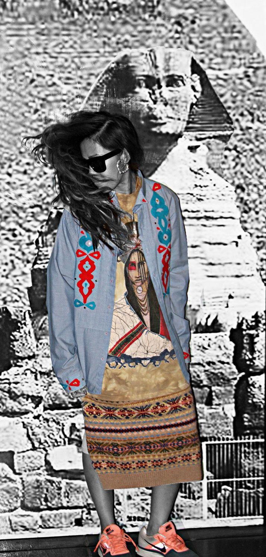 Старая одежда на новый лад от Fruition Las Vegas - Ярмарка Мастеров - ручная работа, handmade
