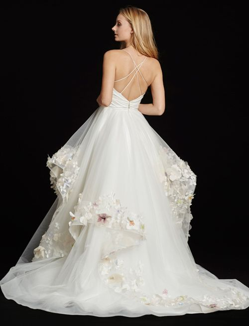 Bridal Gowns, Wedding Dresses by Hayley Paige - Style HP6601