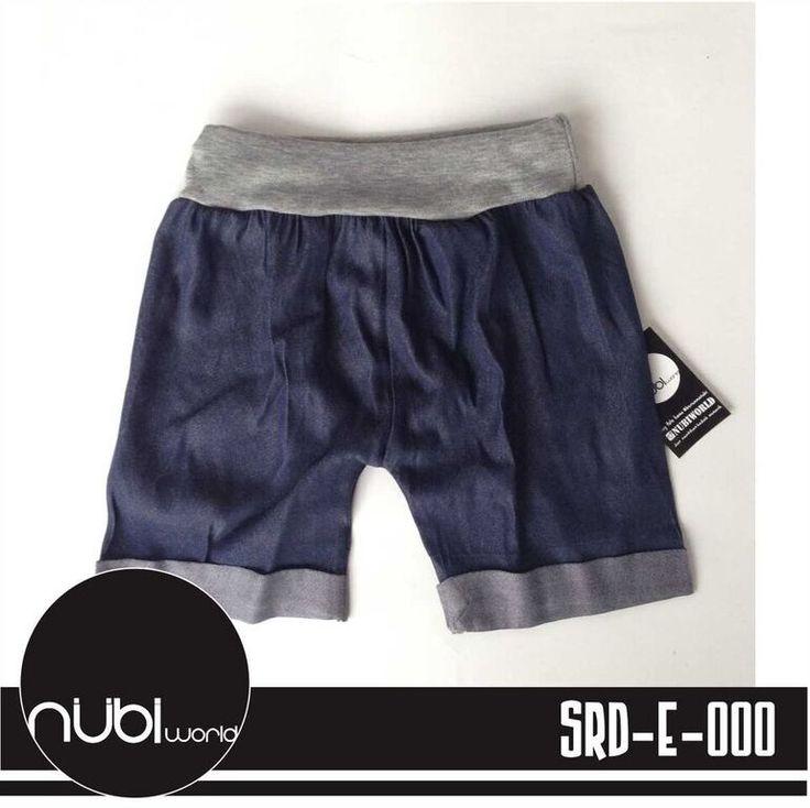 Celana Pendek Bayi Denim Nubi SRD-E-000 - Blue - http://www.adorababyshop.co/jual/celana-pendek-bayi-denim-nubi-srd-e-000-blue/