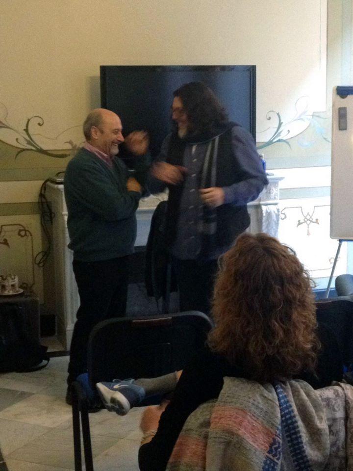 Curso de Eduardo Grecco en la Escuela Andalusí. Un fin de semana de aprendizaje sobre traumas y crisis.
