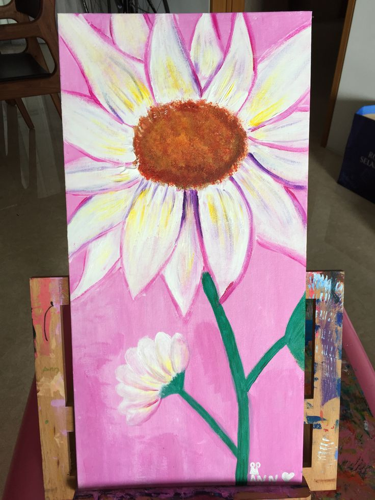"""The Daisy who wanted to be a Sunflower"". 14 Dec 2015"