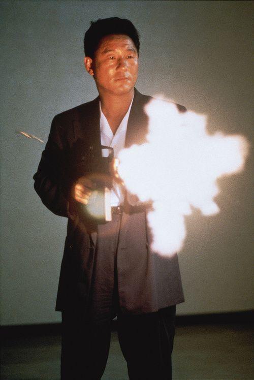 Takeshi Kitano. Sonatine | 1993