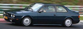 Maserati Biturbo sports car – 1981