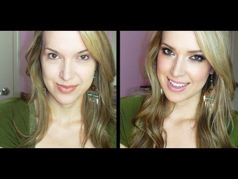 All Drugstore Makeup Tutorial ♥ Valentine Date Night  Must watch