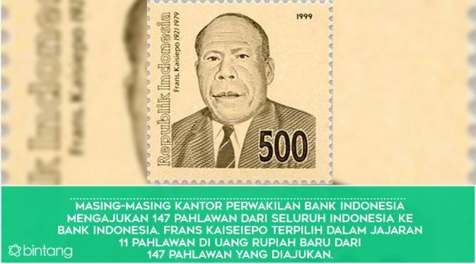 5 Fakta Frans Kaisiepo, Pahlawan Papua yang Ada di Uang Baru - http://wp.me/p70qx9-7k8